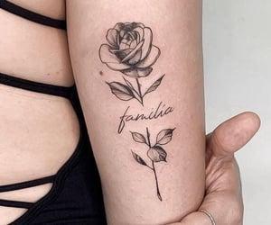 family, minimalist, and tattoo image