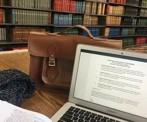 law student and studying image