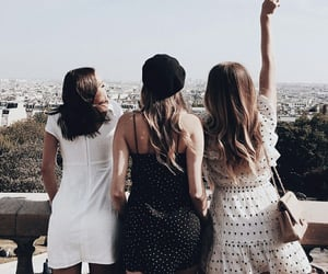 bff, friendship, and girl image