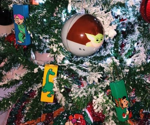 baubles, mickey, and pixar image