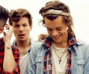 music, tommo, and louis tomlinson image