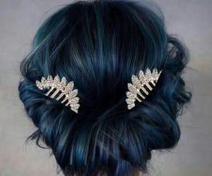 acessories, hair, and tiara image
