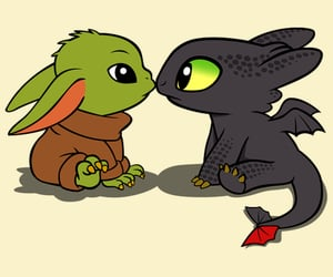 crossover, how to train your dragon, and httyd image