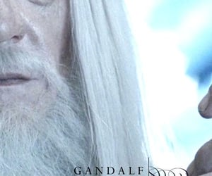 gandalf, the lord of the rings, and mithrandir image