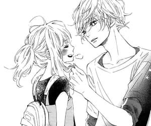 manga girl, manga boy, and cute manga image