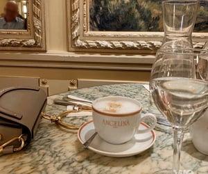 coffee, bag, and drinks image