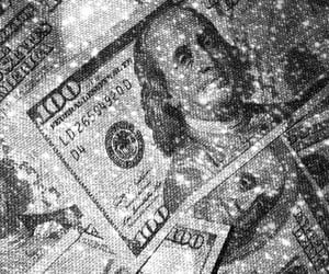 wallpaper, money, and aesthetic image