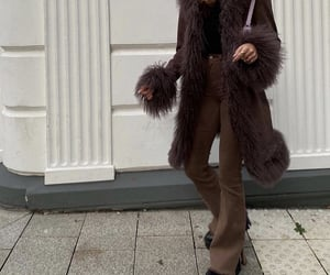 brown, fashion, and cute image