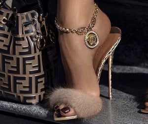 accessories, beautiful, and heels image