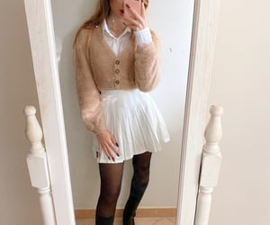 aesthetic, inspo, and ootd image