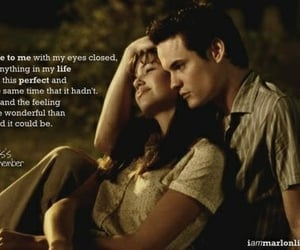 A Walk to Remember, series quotes, and love image
