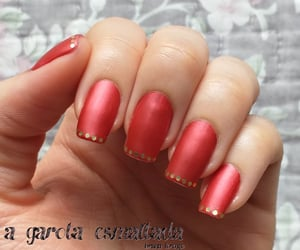 beauty queen, nail art, and carina image