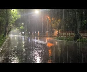 rain, the rain, and relaxing sounds image