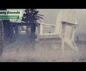 light rain, nature sounds, and sleep sounds image