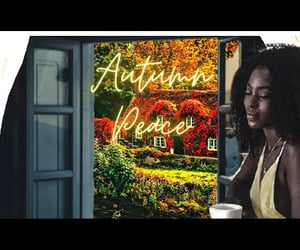 autumn, peace of mind, and videos image