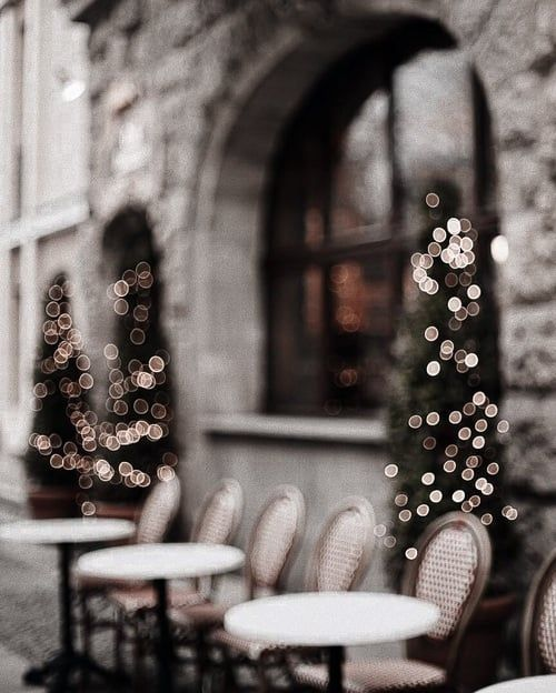 article, christmas lights, and environment image