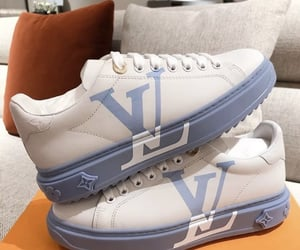 lifestyle, Louis Vuitton, and shoes image
