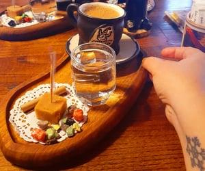coffee, Halloween, and hot drinks image