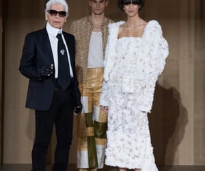 chanel, haute couture, and model image