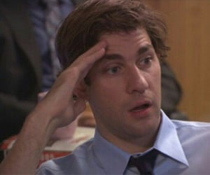 the office, jim, and meme image