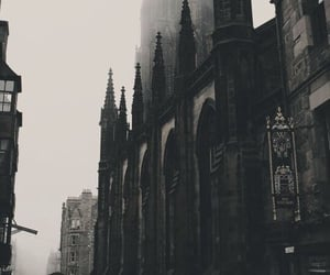 aesthetic, dark, and dark academia image