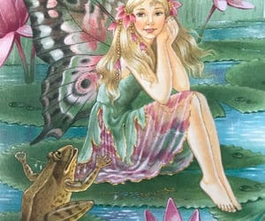 aesthetic, art, and Fairies image