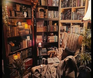aesthetic, books, and decor image
