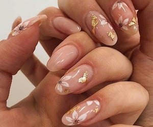 fashion, style, and nailsart image