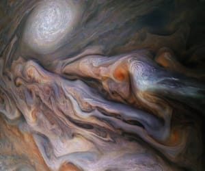 the image, latest photo of jupiter, and juno cam's raw data image