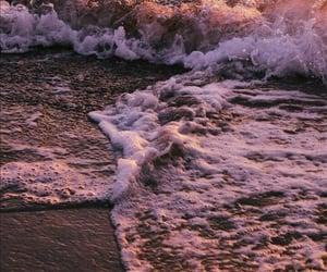 aesthetic, beach, and salt image