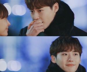 korean, while you were sleeping, and korean actor image