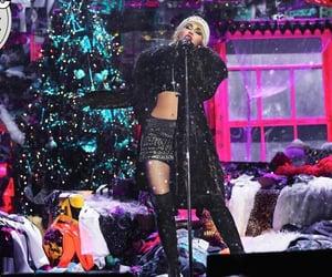 merry christmas, christmas, and miley cyrus image