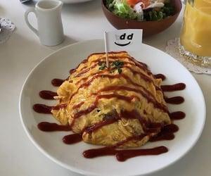 eggs, comfort food, and food aesthetic image