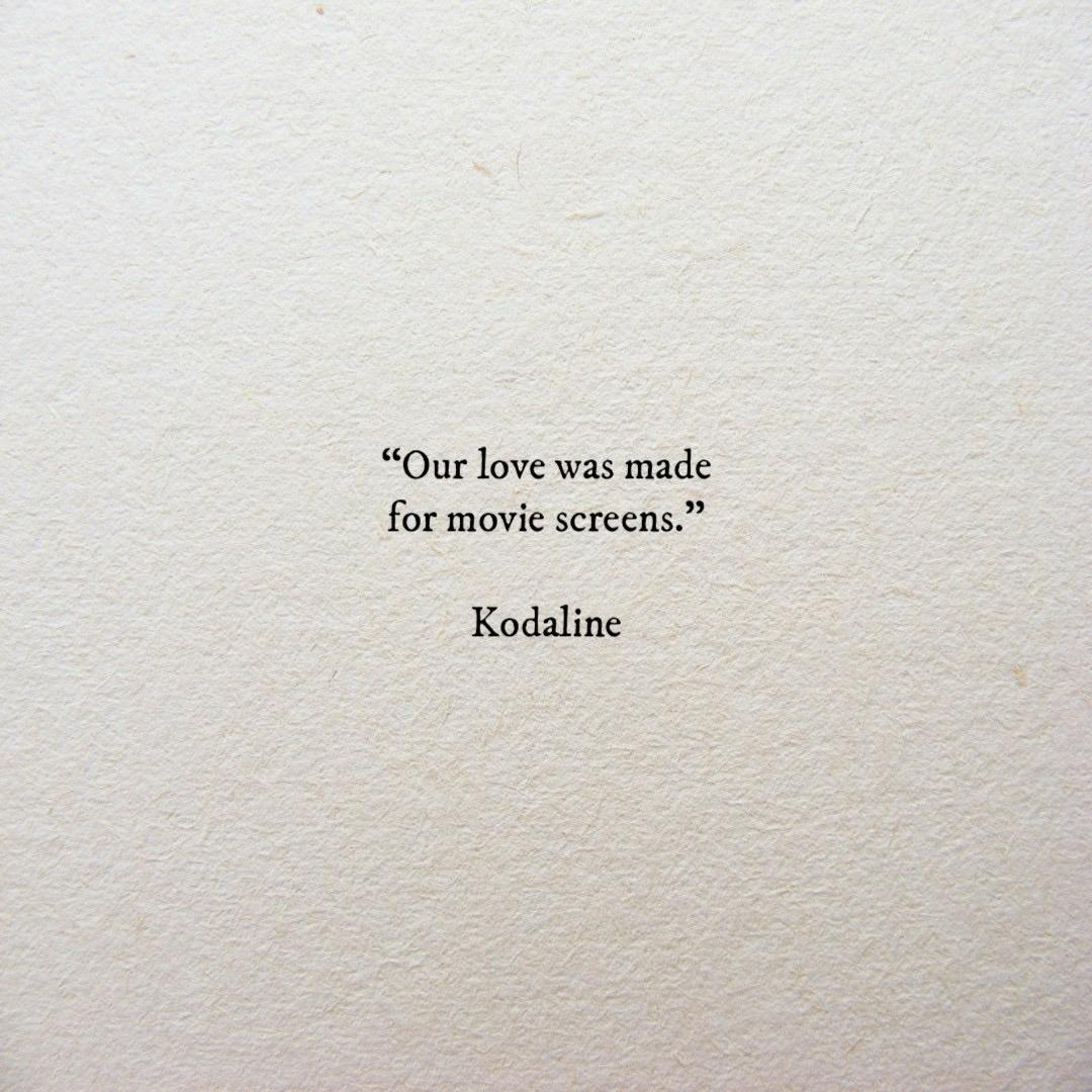 quote, kodaline, and love image