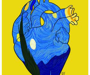 anatomy, blue, and drawings image