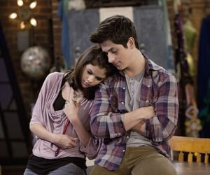 alex russo, justin russo, and icons image