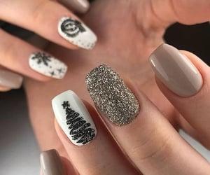 beauty, nails, and nail image