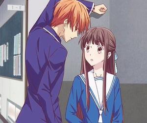 anime, fruits basket, and cute image