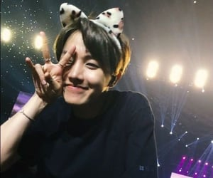 bts, concert, and concert photo image