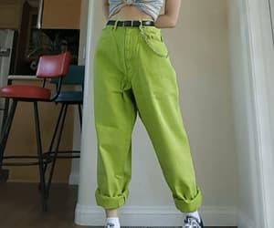 fashion, pants, and style image