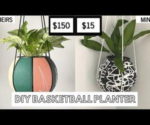 Basketball, diy ideas, and diy image