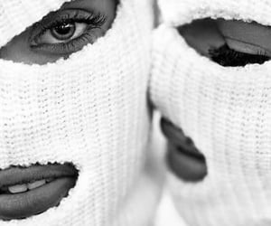 gangster and mask image