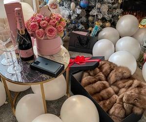 christmas, luxury, and presents image