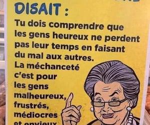 francais, heureux, and grand mére image