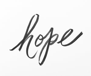 hope, quotes, and words image