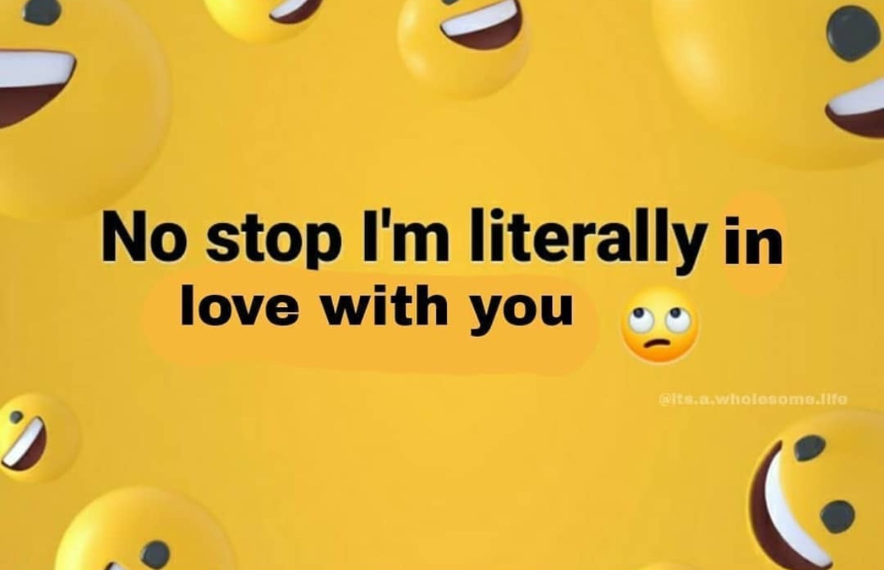 facebook, funny, and in love image