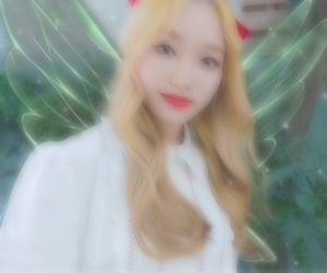 kpop, Fairies, and kpop icons image