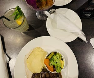 beef, food, and potato image