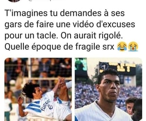 football, france, and équipe image