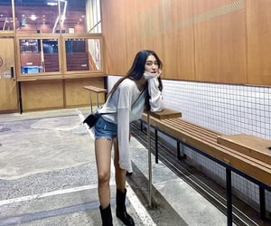 aesthetic, kpop, and outfit image